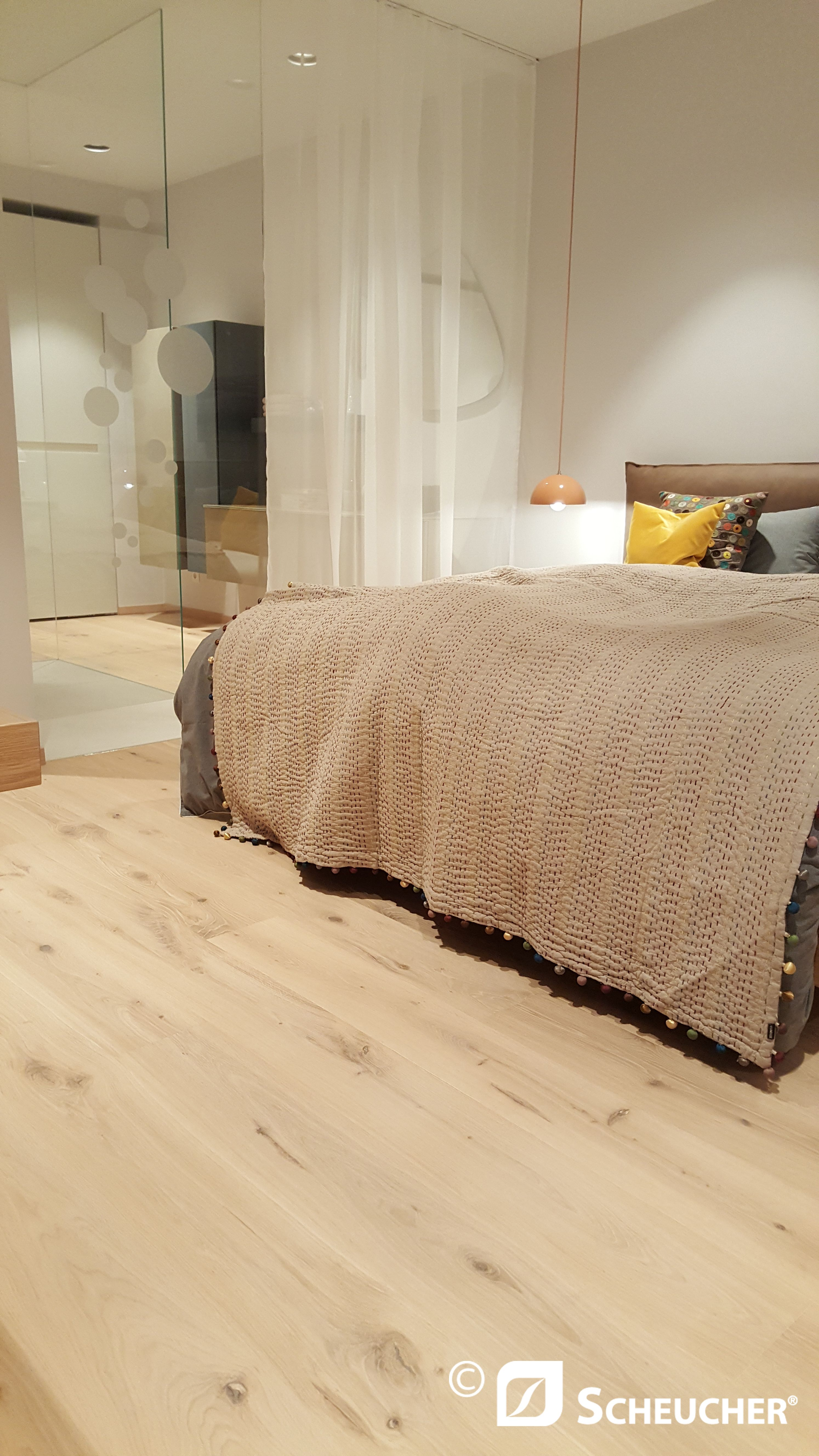 Landhausdiele ELEVATION Eiche Sylt, Parkett, Eichenparkett, Oak, Parquet  Flooring, Interior,
