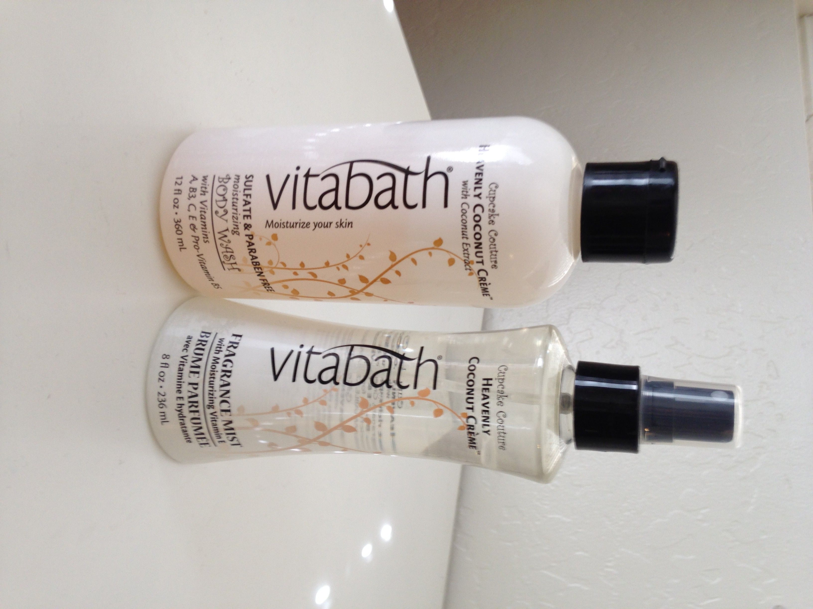 Vitabath Bath & Body Products Review | Giveaway