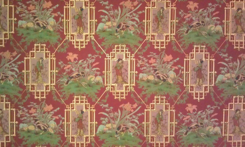 Chinese Pattern Wallpaper