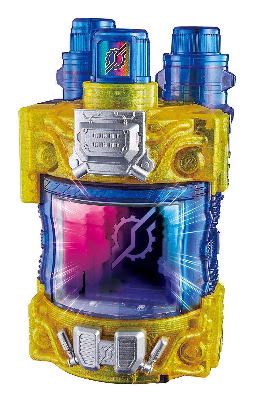 Kamen Rider Build DX Full Full Rabbit Tank Bottle Figure Toy Masked Rider Japan