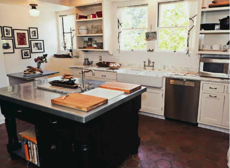 Vignette Design Kitchen Cabinets Vs Open Shelves And The Art Of Display