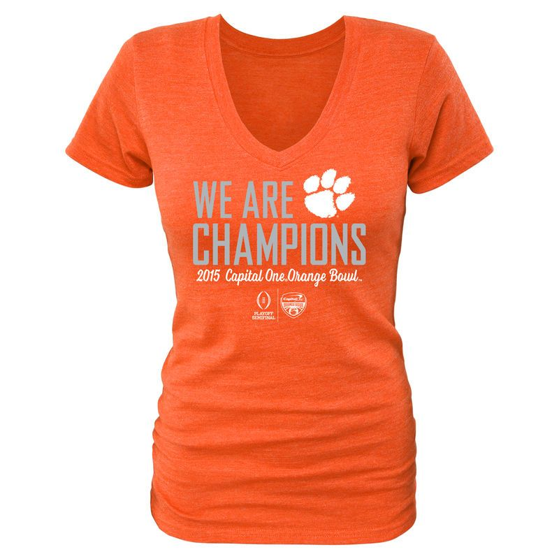 Clemson tigers womens college football playoff 2015