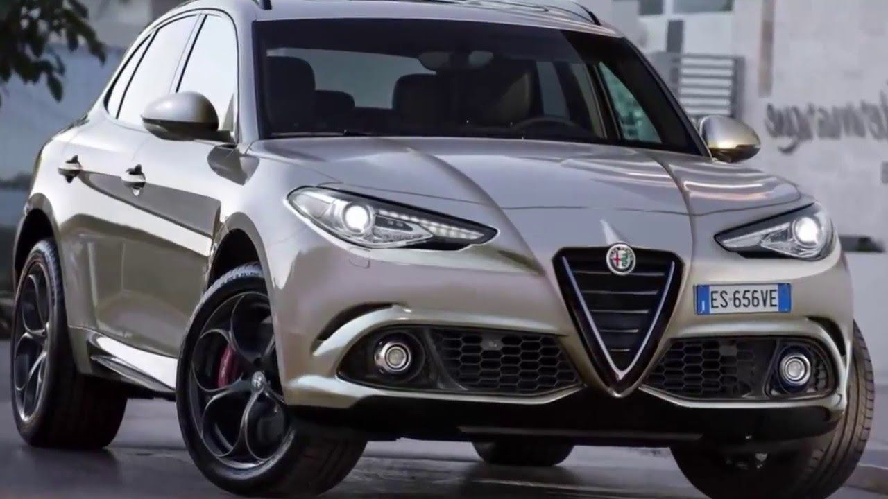 2017 Alfa Romeo Stelvio Suv Price Release Date And News