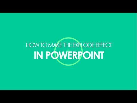 How to make an flat explode circle burst effect in powerpoint how to make an flat explode circle burst effect in powerpoint for intro videos toneelgroepblik Images