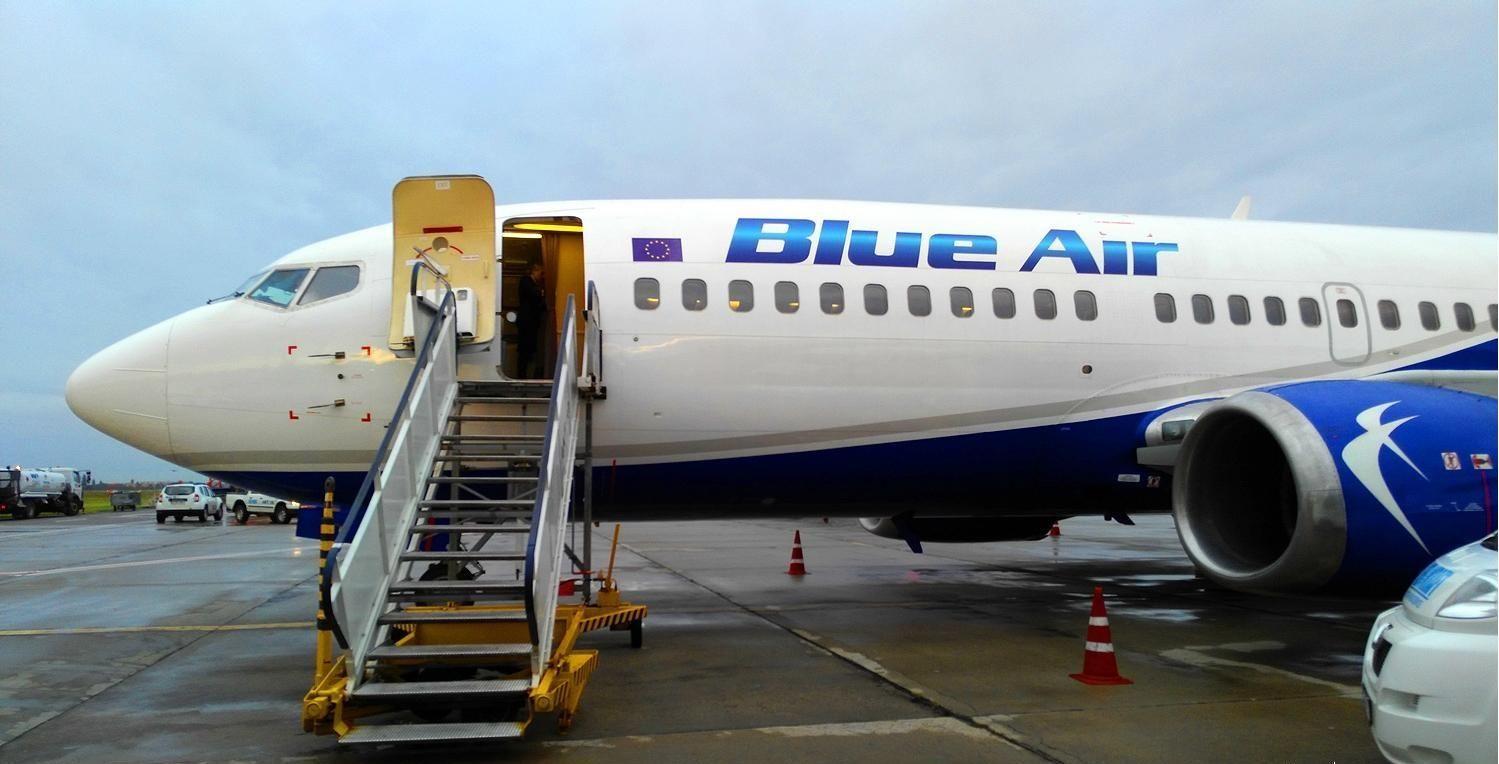Programul Operațional Blue Air Pe Rutele București Cluj și București Iași Din 2 Iulie 2020 Blue Air Alghero Blue
