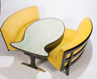 Fish Table By Paul Laszlo (c.1950s)