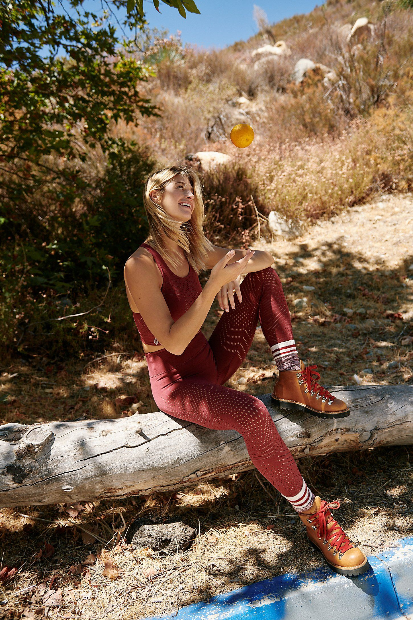 Ecology Legging | Free People | Cute hiking outfit, Hiking ...