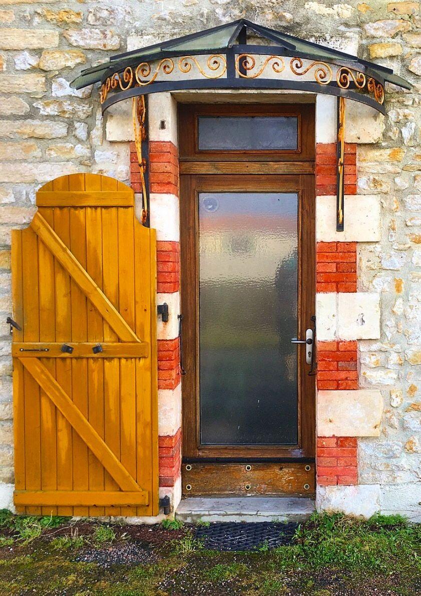 Ch&agné-les-Marais Vendée France & Champagné-les-Marais Vendée France   DOORS   Pinterest   Doors ...