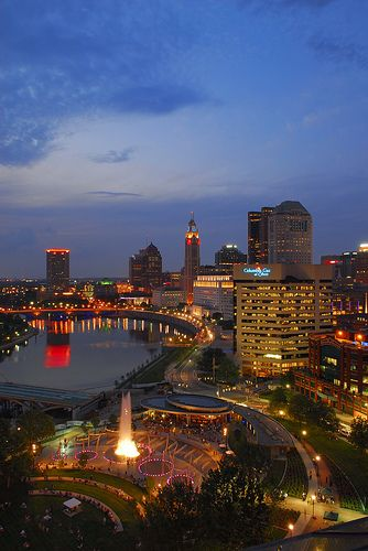Happy 201st birthday to columbus today is the day i for Columbus capitale