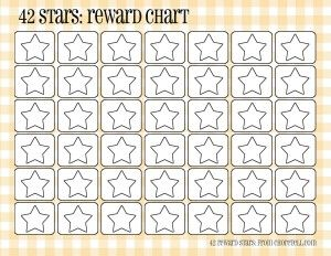 Free sticker chart print without headers at also reinforcers rh pinterest