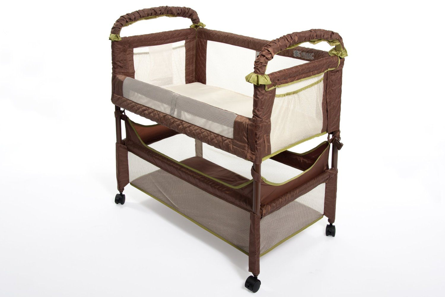 From Bassinet To Crib Transitioning