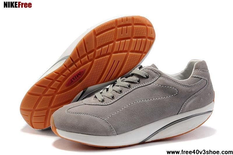 Latest Listing Discount MBT Pata Grey Casual Shoes Women