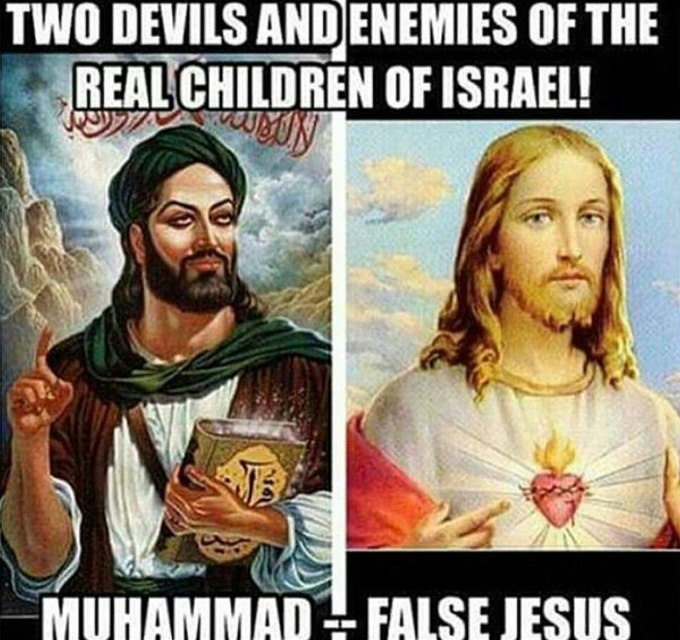 Wake up my people life pinterest people truths and religion both religions islam and christianity were created by the roman catholic church buycottarizona