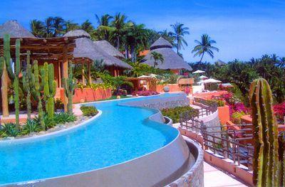 Costa careyes costa careyes villas m xico pinterest playa - Villa reve puerto vallarta ...