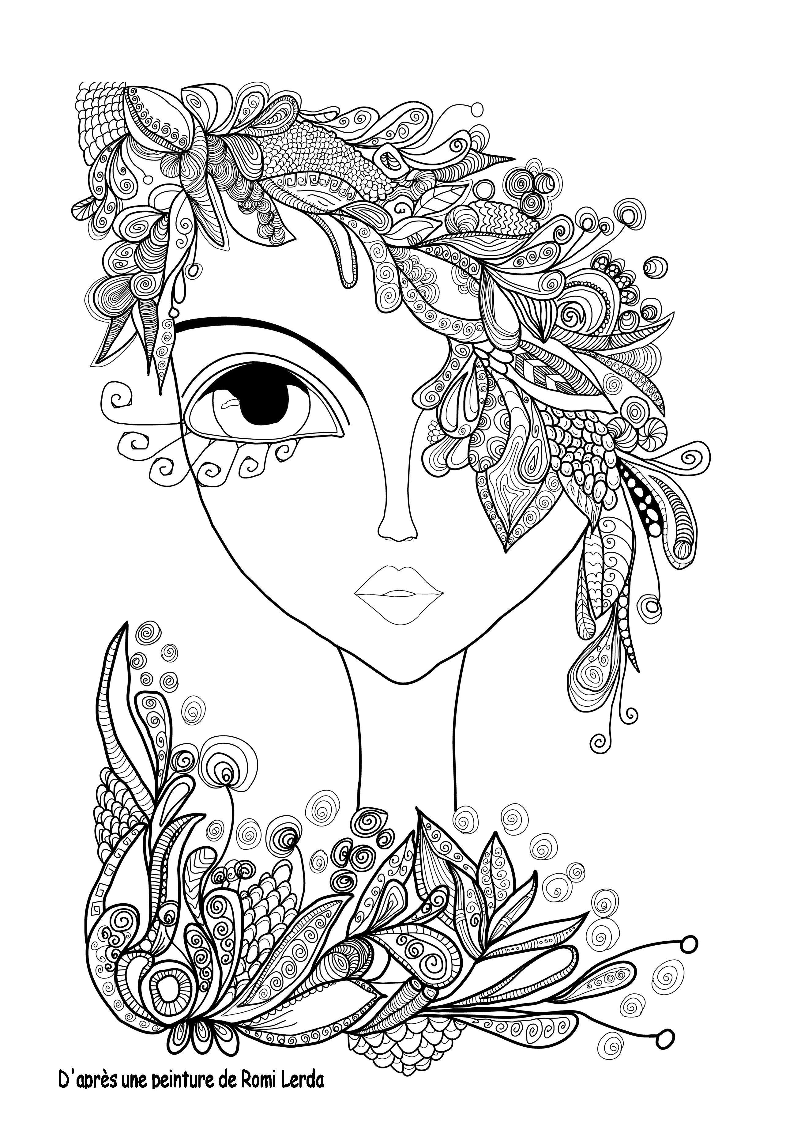 Pin De Eliyojana Mora Giraldo En Livres A Colorier Rostros De Arte Dibujos Arte De Escuela Primaria
