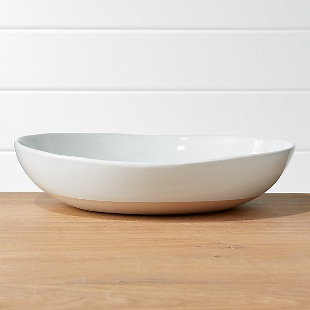 Welcome Ii Large Serve Bowl Reviews Crate And Barrel Crate And Barrel Serving Bowls Bowl