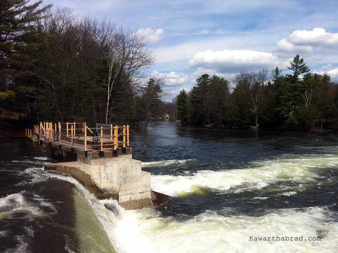 The Dam at Norland Ontario, City of Kawartha Lakes