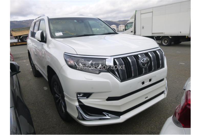 Car Details Vehicle make Toyota Model Prado Month / Year