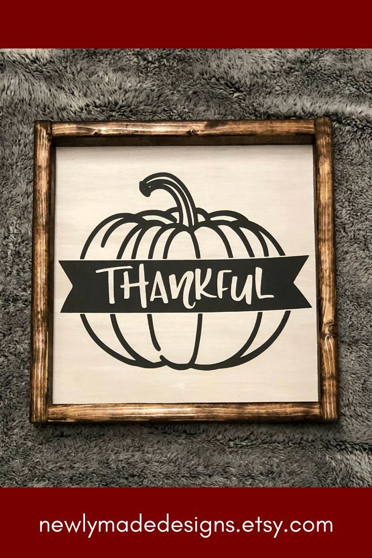 Wooden signs for Fall | wooden signs | fall decor ideas | fall decor ideas for t…