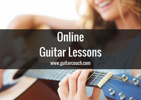 Online Guitar Lessons Learn At Your Own Pace Track Your Progress Online Guitar Lessons Guitar Lessons Learn Guitar Online