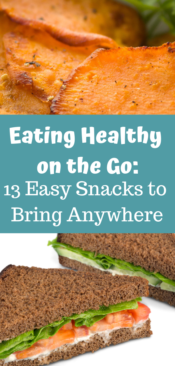 Eating Healthy on the Go: 13 Easy Snacks to Bring Anywhere images