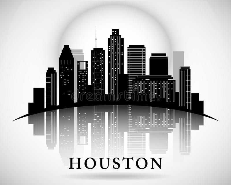 Houston Texas Skyline City Silhouette Houston City Skyline Design Texas Sponsored Skyline Texas Houston Skyline Houston Texas Skyline City Silhouette