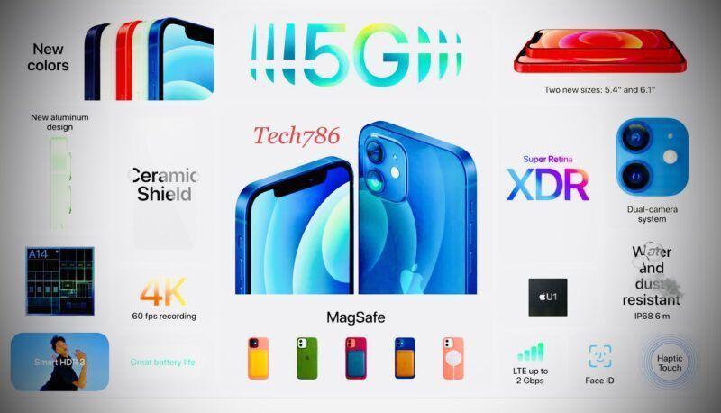 Iphone 12 Iphone 12 Mini Battery Capacities Revealed By Brazilian Telecom Regulator Anatel Tech786 Iphone Models Aluminium Design Iphone