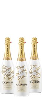 Domaine Chandon - Holiday Limited-Edition Blanc de Noirs 2014 #obsessed