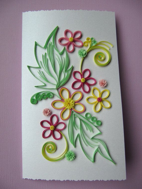 Happy birthday greeting card wedding card anniversary card hey i found this really awesome etsy listing at httpsetsylisting203832624quilling greeting card wedding mightylinksfo