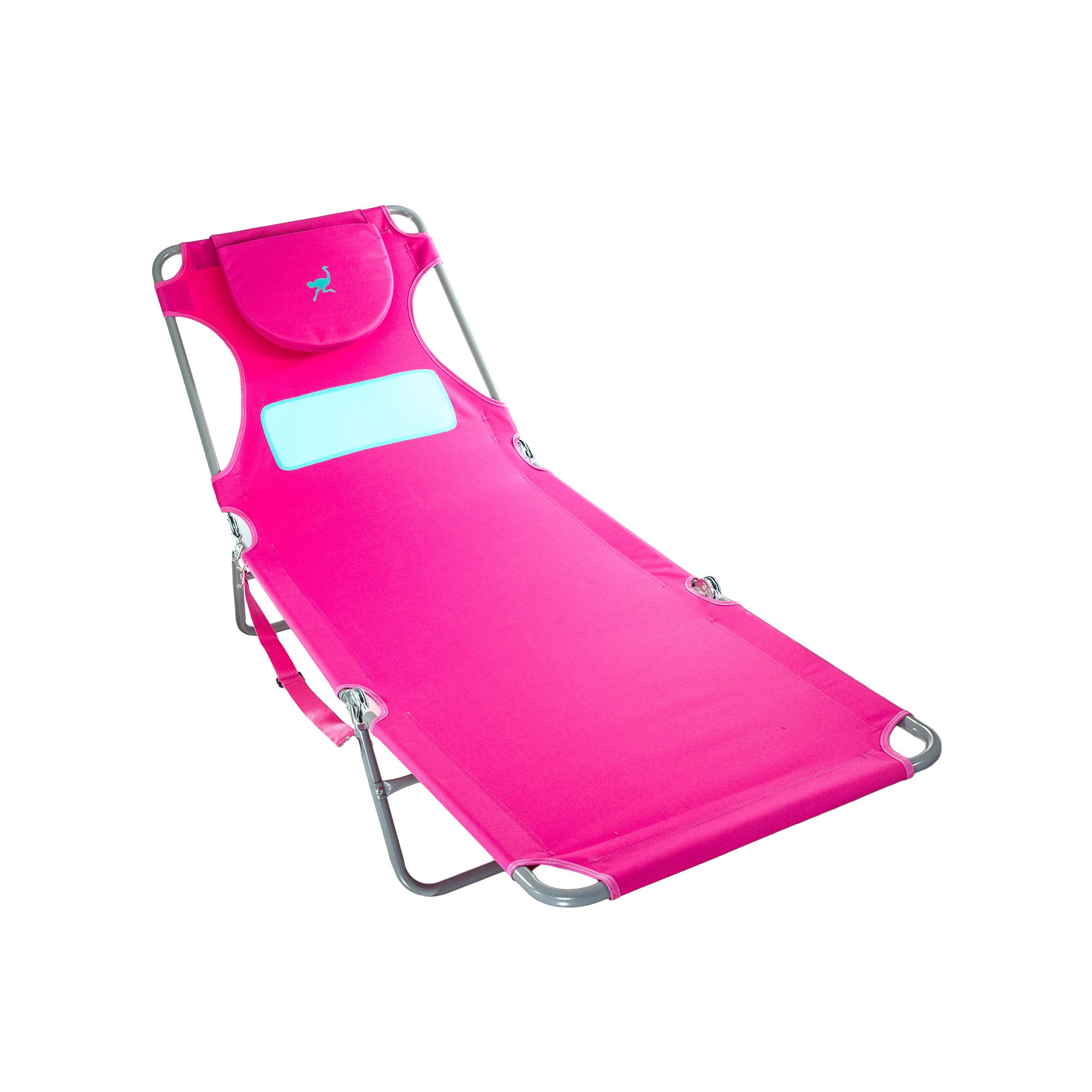 Ostrich Ladies Comfort Lounger Beach chairs, Lounge