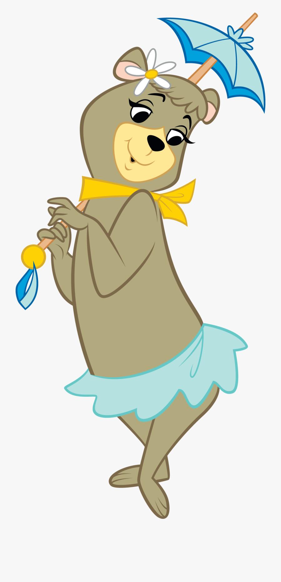 Google Image Result For Https Www Clipartkey Com Mpngs M 80 808108 Cindy Bear Cindy Bear Yogi Bear Png Yogi Bear Bear Character Superman Artwork