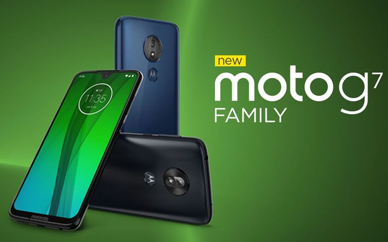 New Moto G7, Moto G7 Plus, G7 Power and Moto G7 Play