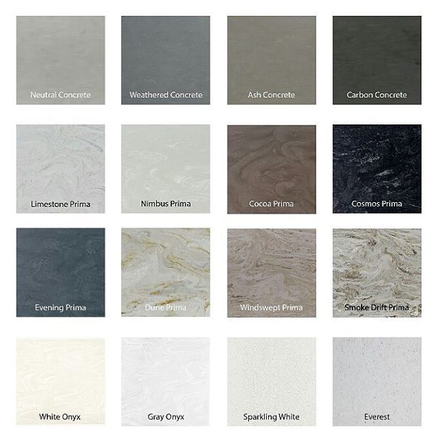 Why Your Home Needs A Solid Surface Shower Corian Colors Solid Surface Solid Surface Countertops
