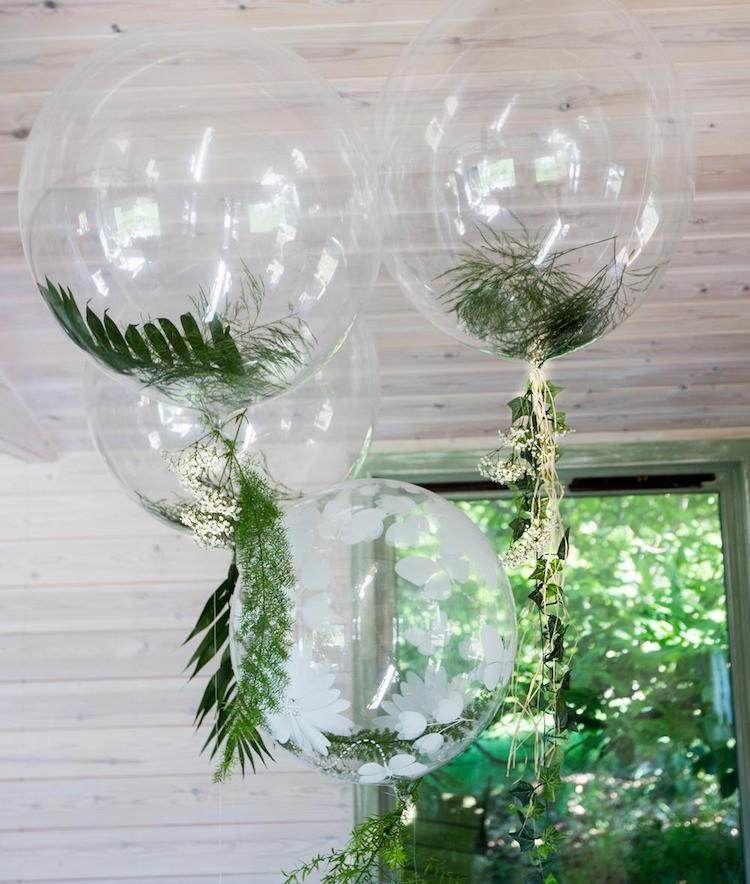 5x Ballons Mr /& Mme Gold TransparentMariage Déco Ballons Or