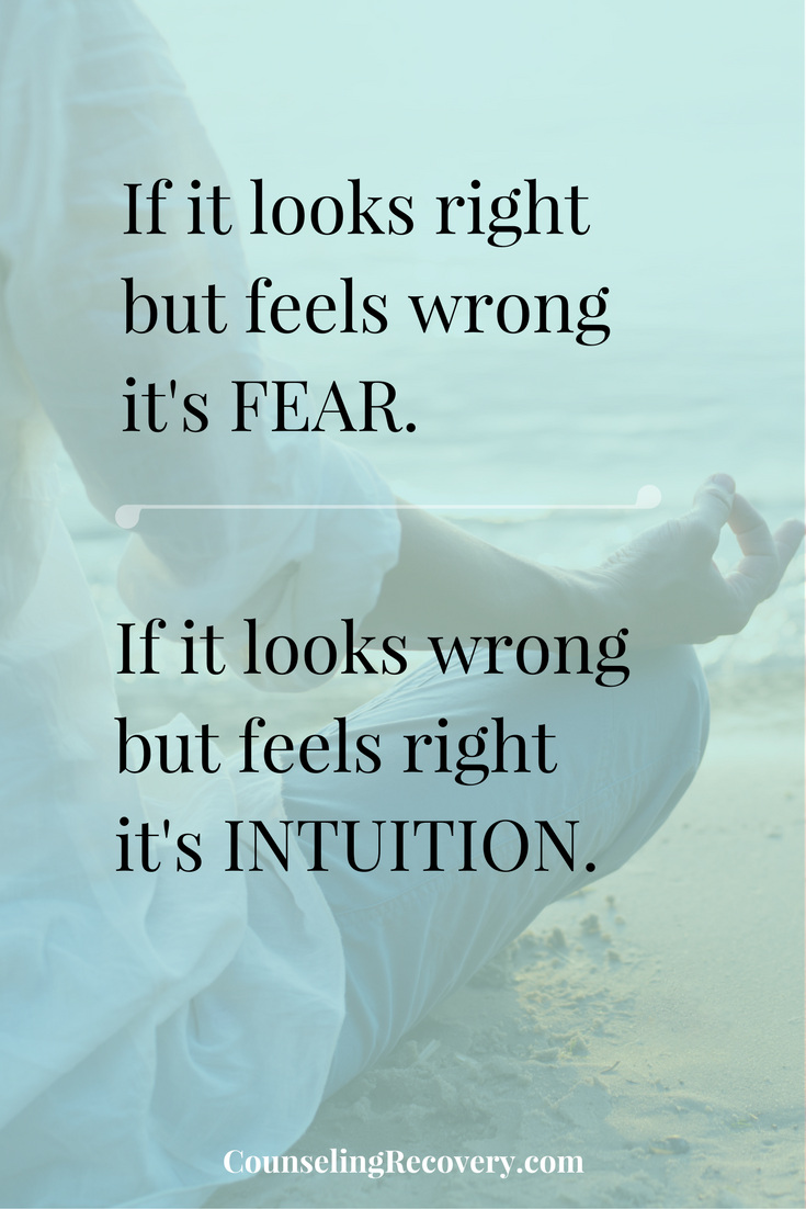Intuition Quotes Trusting Yourself  Pinterest  Intuition Trust And Relationships