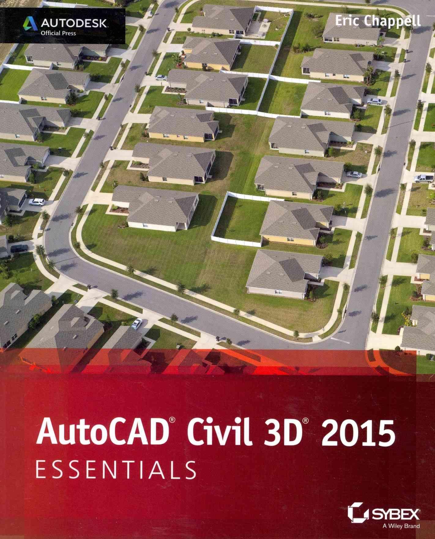Autocad civil 3d 2015 essentials