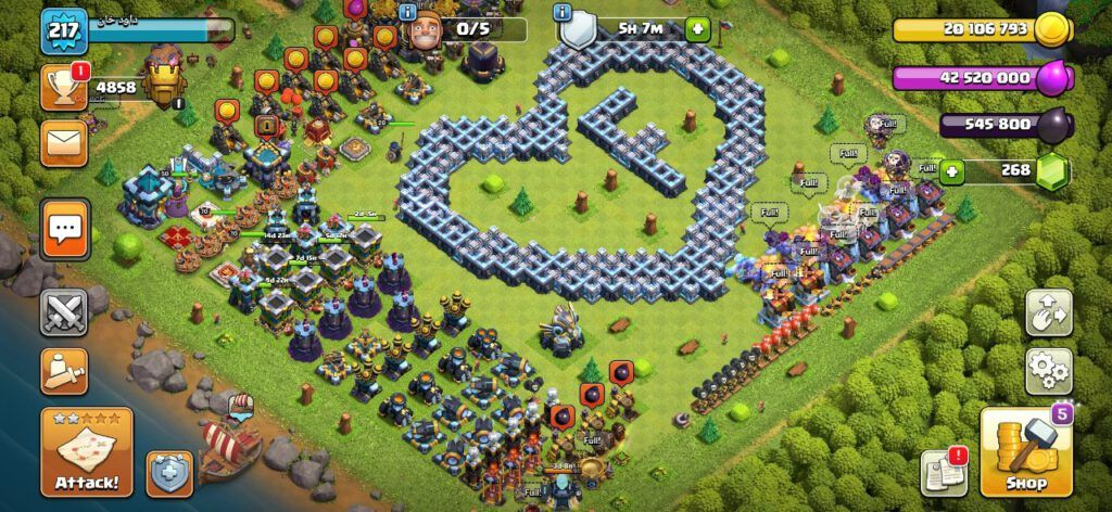 Accounts List Free Coc Acc Clash Of Clans Clash Of Clans Account Clash Of Clans Free