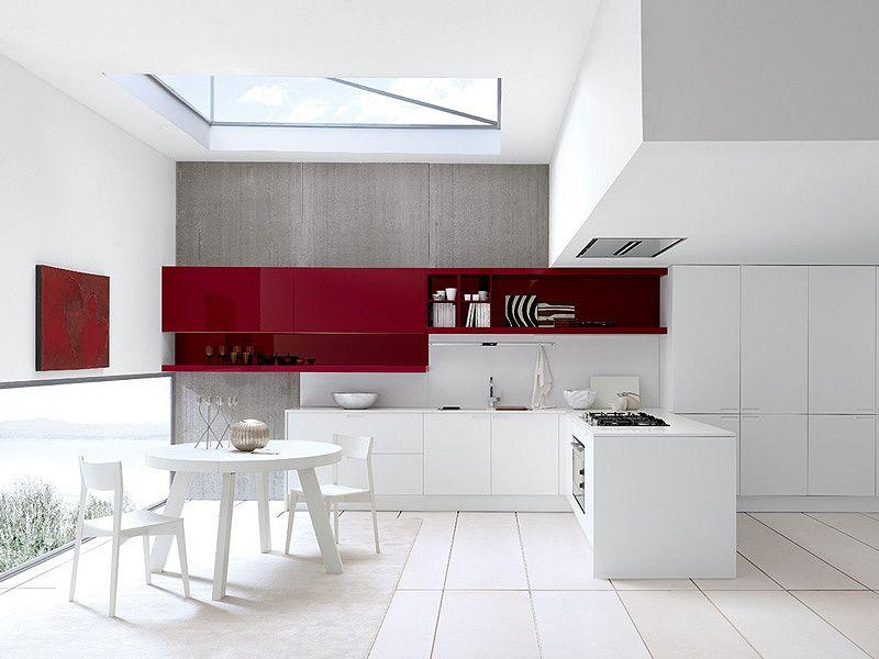 Cocina minimalista cocinas Pinterest - cocinas pequeas minimalistas