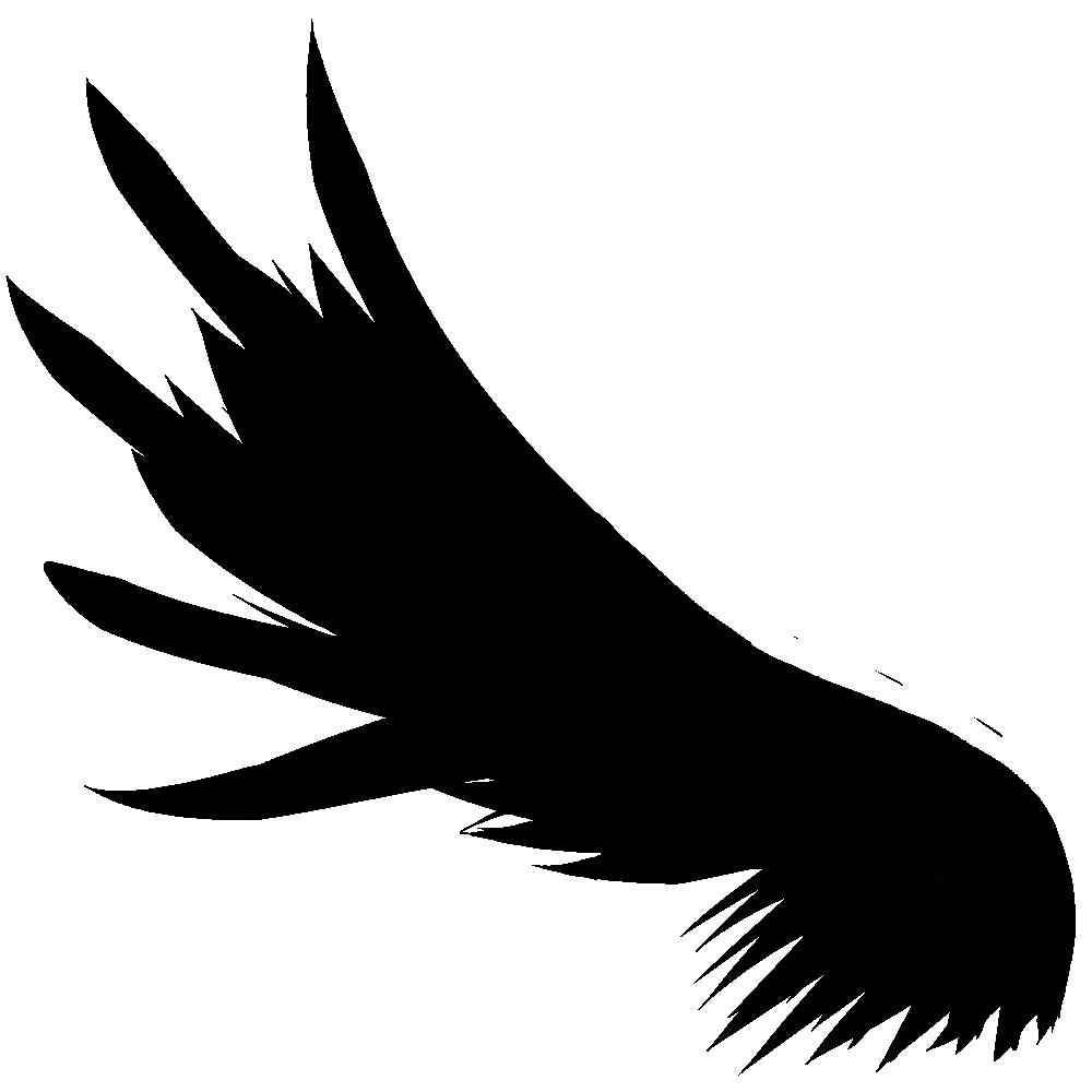 Wing By Cinnamonkitt On Deviantart Gambar Sayap Sayap Malaikat Peri Hitam