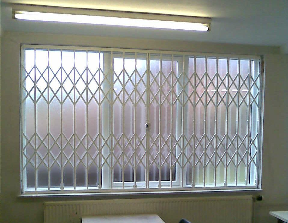 Window security bars home diy home security pinterest for Window alarms
