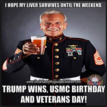 Veterans Day Memes Best Funny Military Pics Usmc