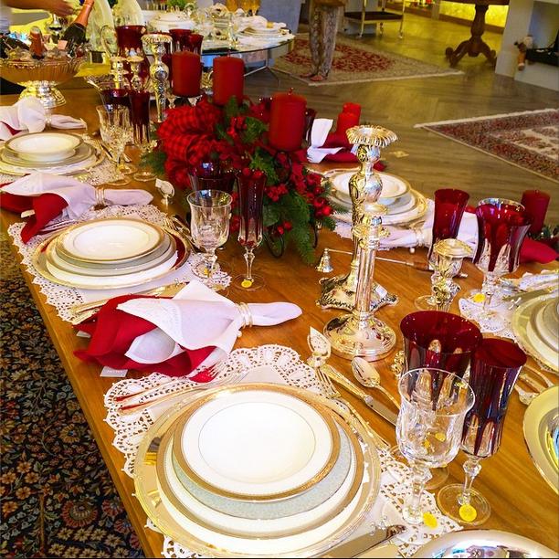 Mesa de Natal - Amare Presentes