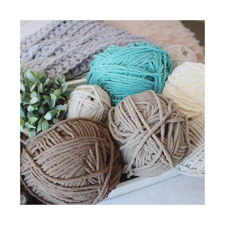 Farmhouse king size blanket crochet pattern by