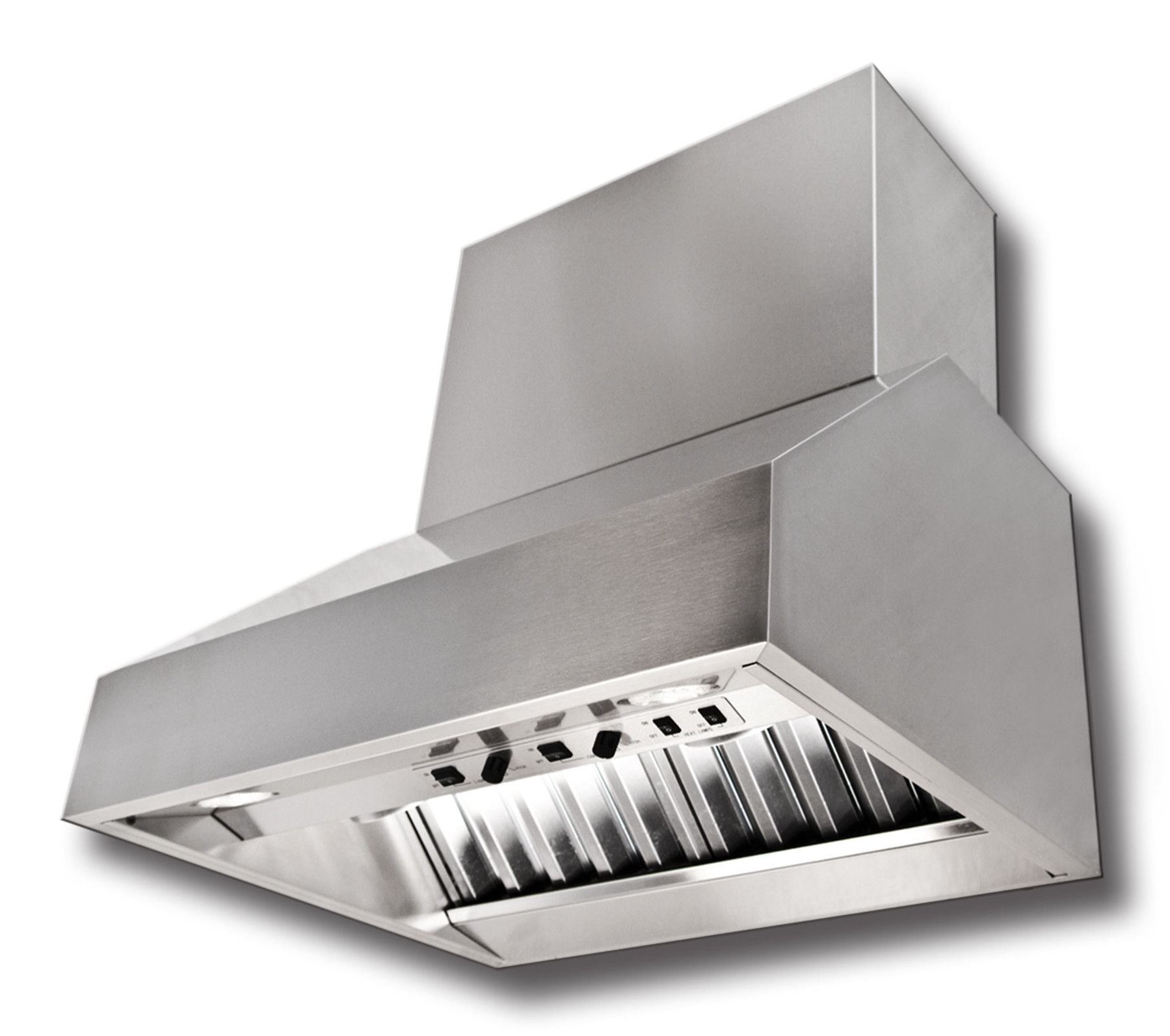 48 professional ducted wall mount range hood wall mount