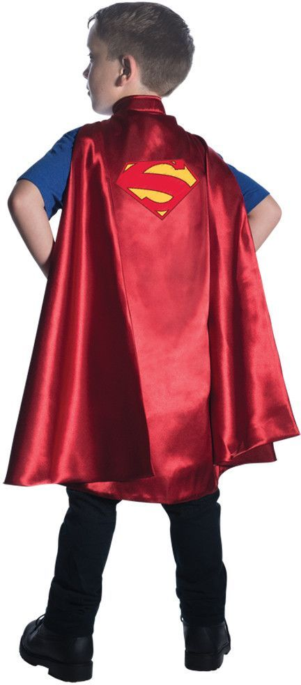 costume accessory: superman child cape