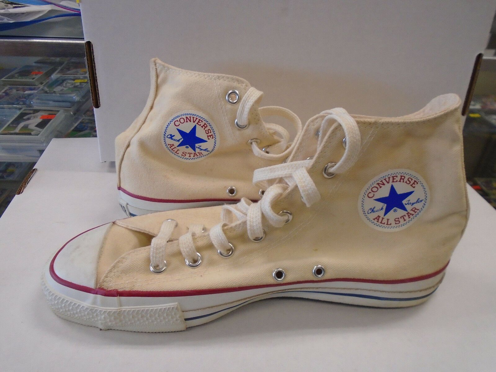 Vintage Converse Chuck Taylor All Star Shoes Made in USA
