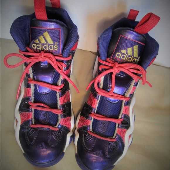 ADIDAS Crazy 8 Basketball shoes - Mens size 7 These were previously owned  by my boyfriend