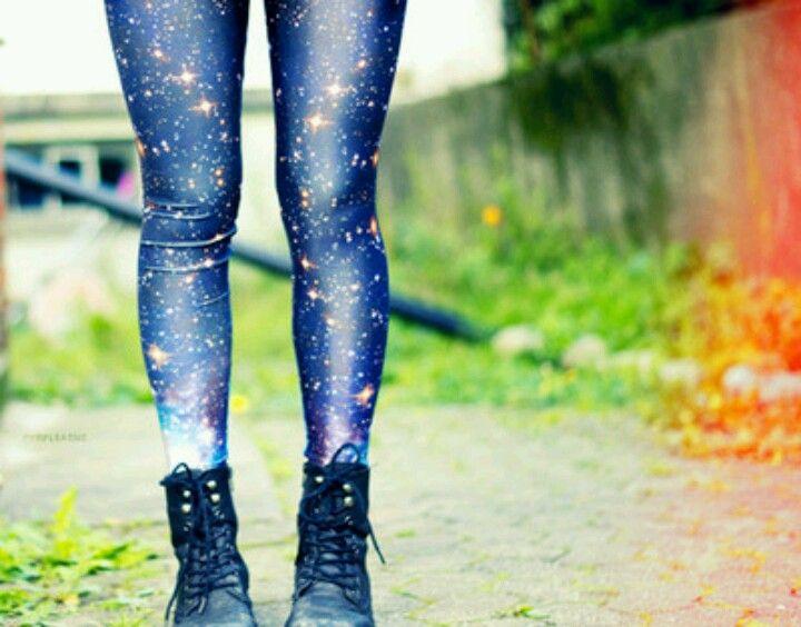 Galaxy legging