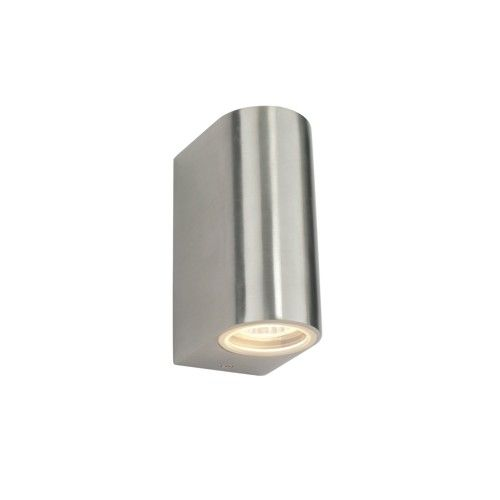 13915 doron outdoor wall light curved designed garden wall spot 13915 doron outdoor wall light curved designed garden wall spot light this fitting gives a great effect of light going up and down aloadofball