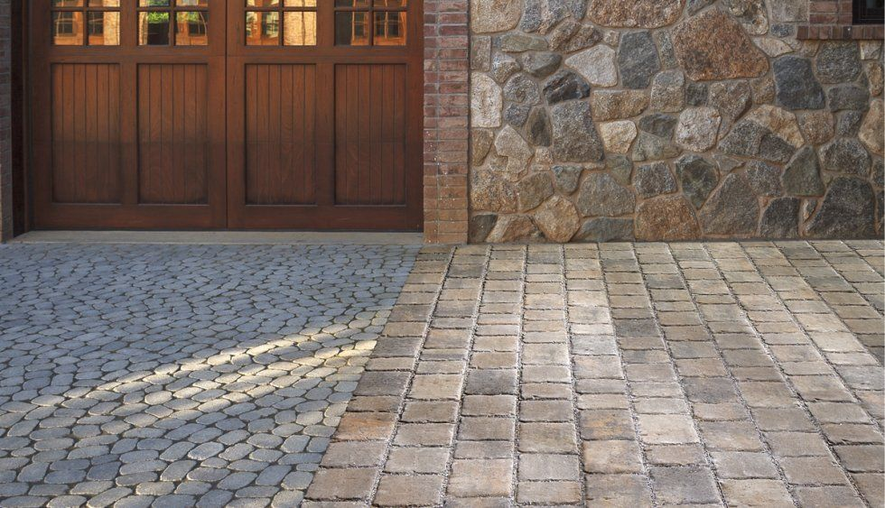 Pure New Landscaping Products Supplier Techo Bloc Permeable Pavers Pavers Permeable